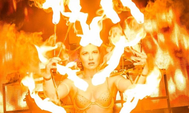 Liquid Sky Fire Dancer / Atlanta Fire Dancer