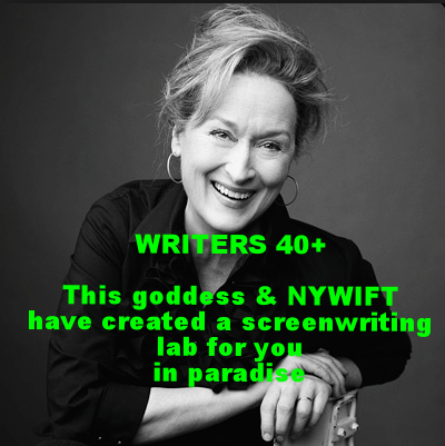 WOMEN WRITERS OVER 40
