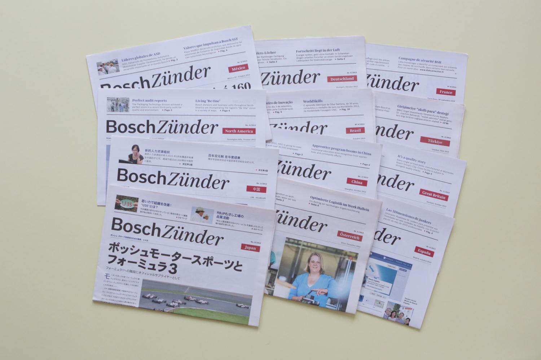 Bosch Zünder Beileger