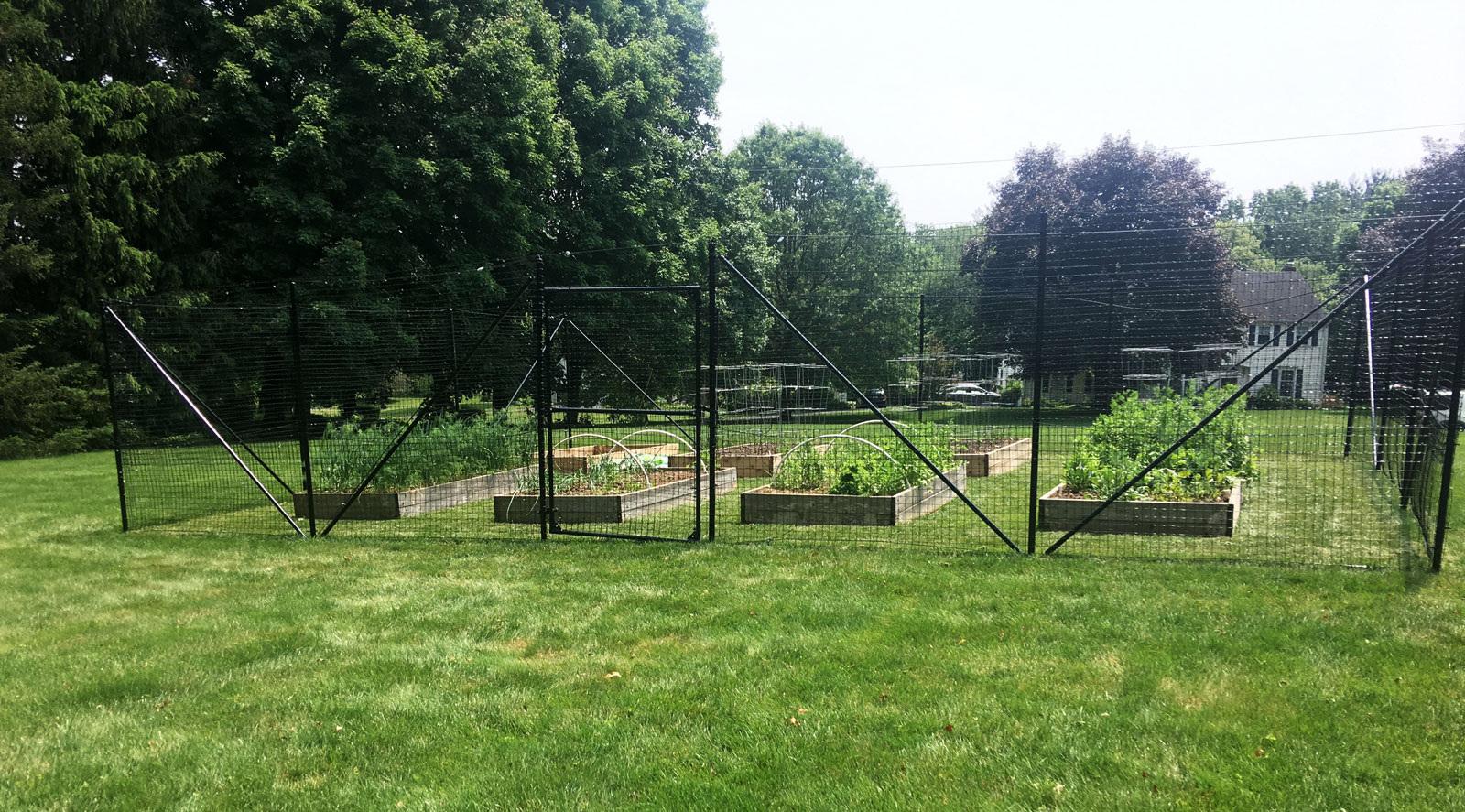 Garden Fence - Plan you garden now