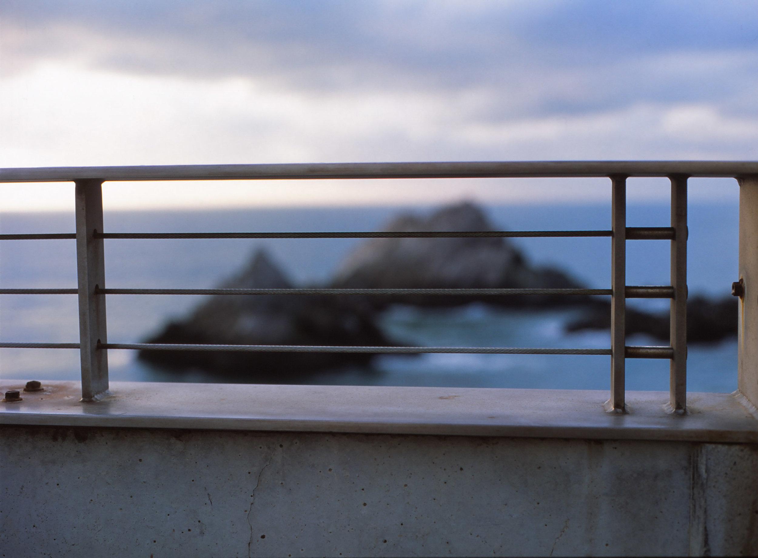 Mamiya - Provia 100F - SF sutro heights railing.jpg
