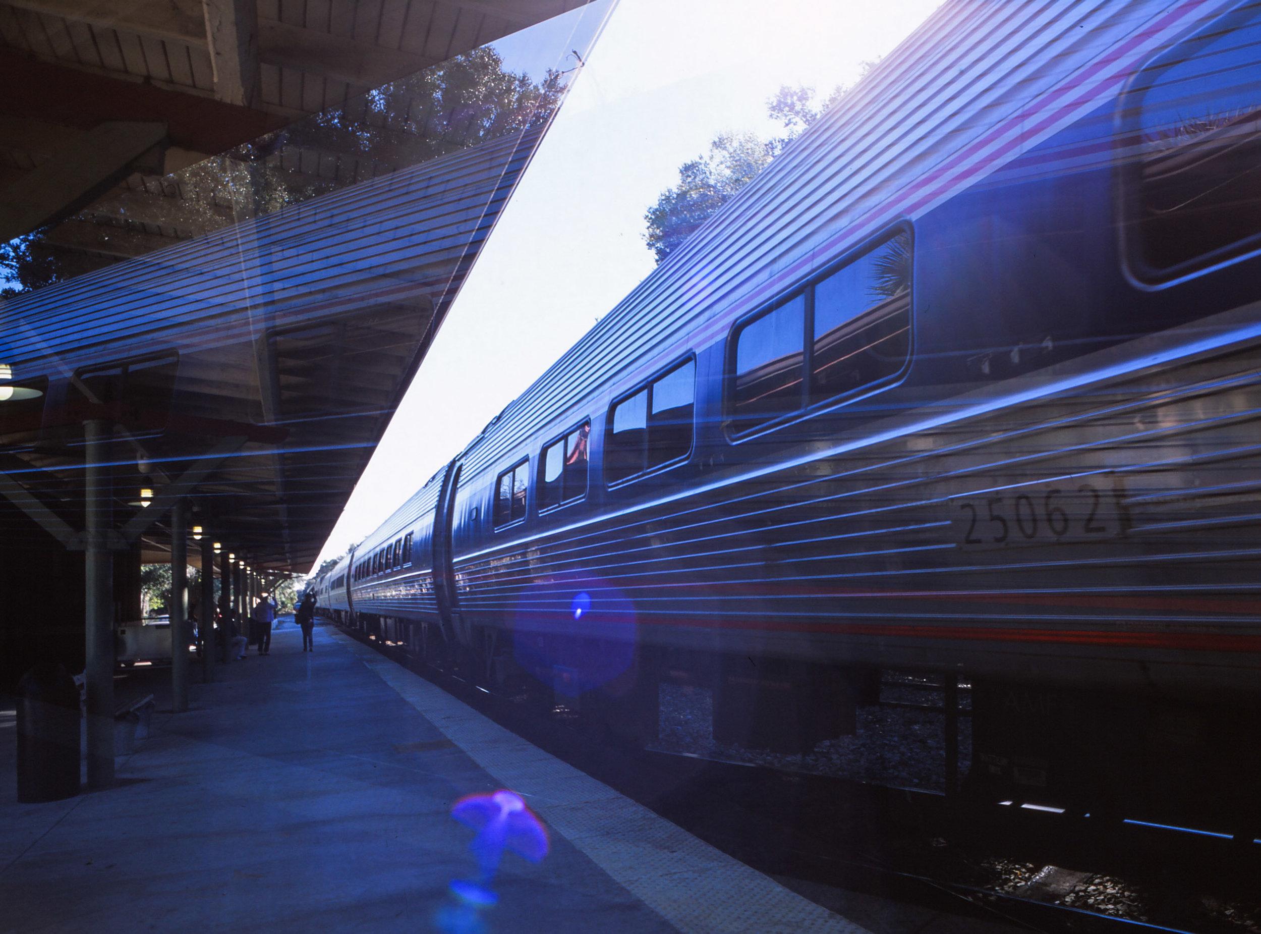 Mamiya - Provia 100F - DeLand Amtrak.jpg