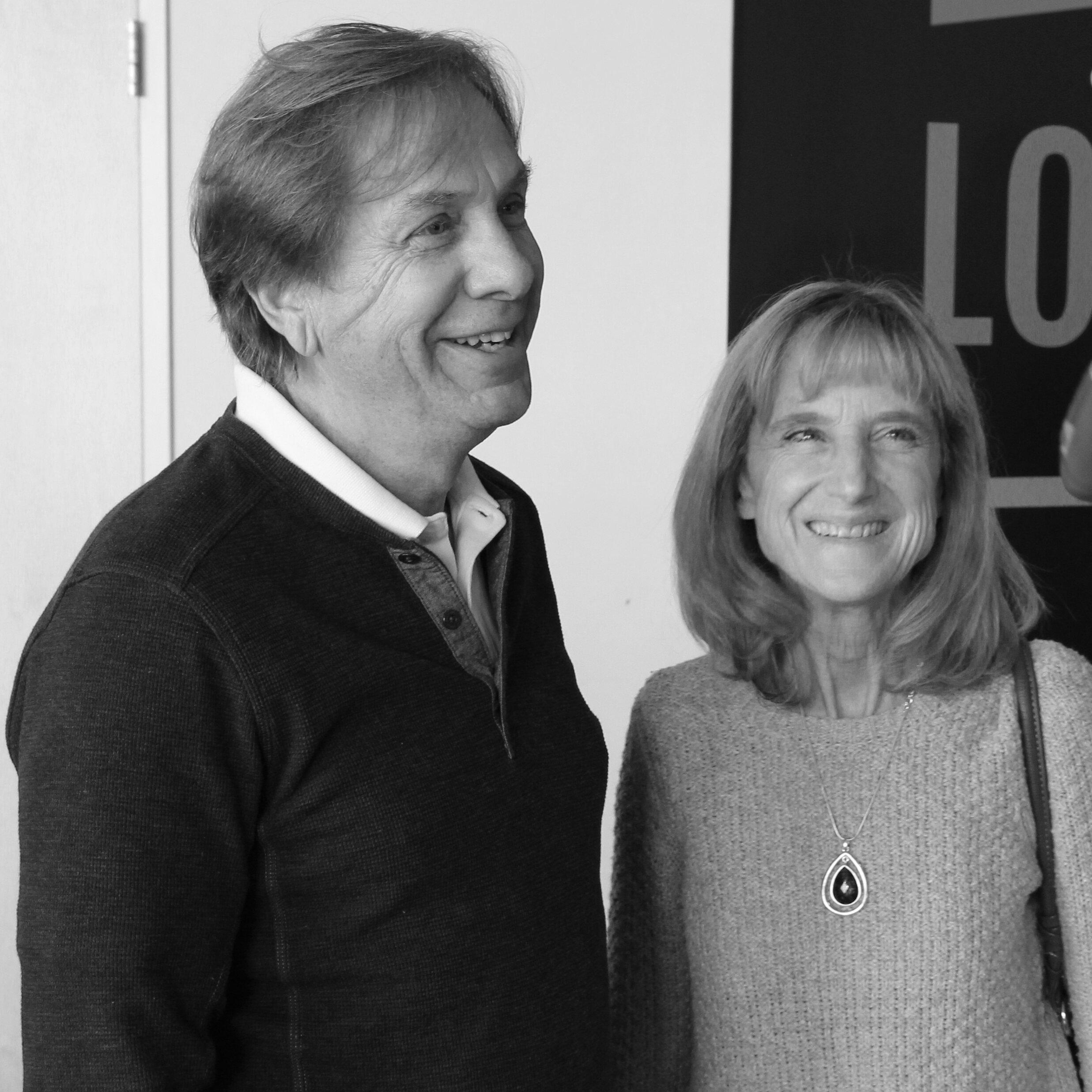 Mark & Cheryl Schroeder