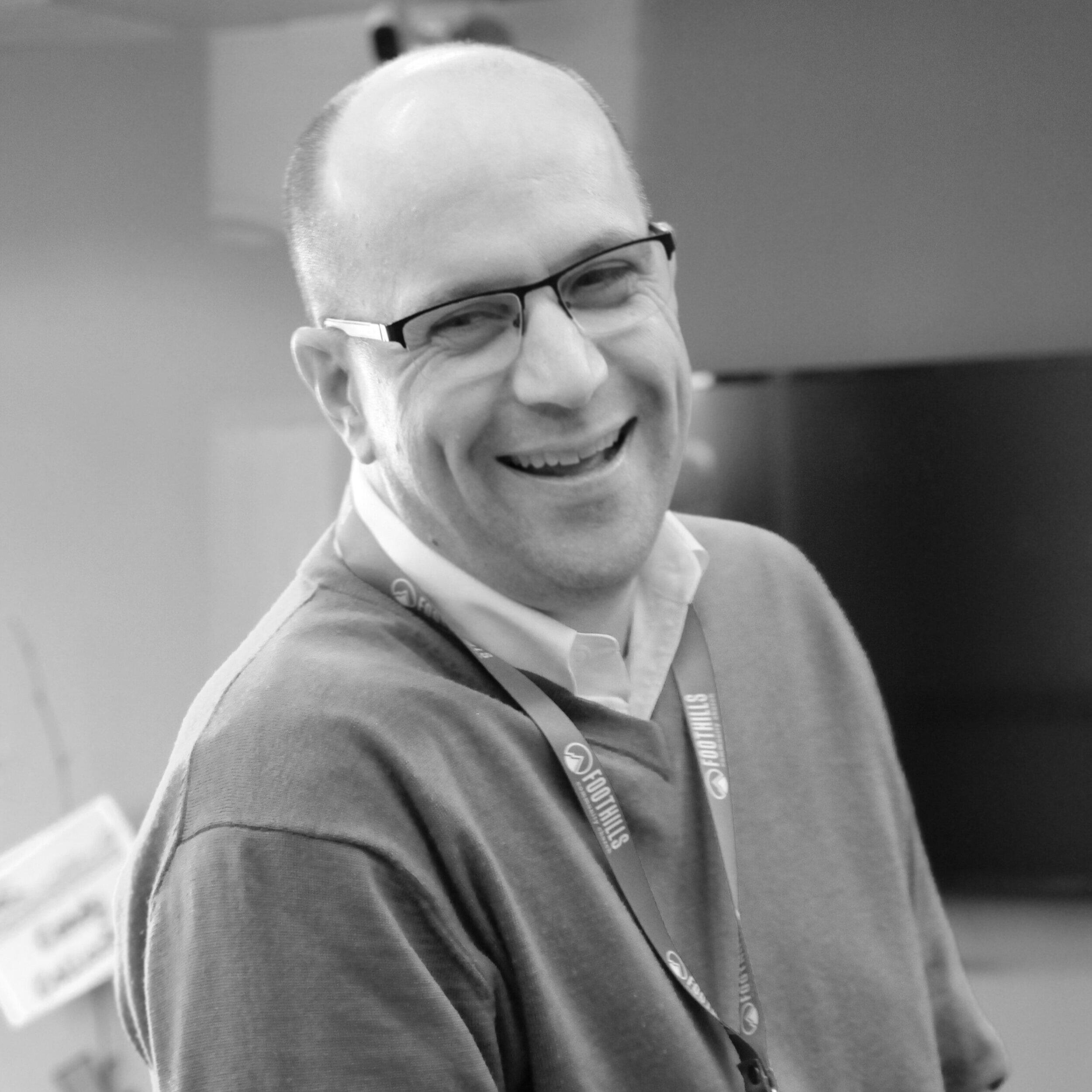 Stephen Hinson  Operations Pastor
