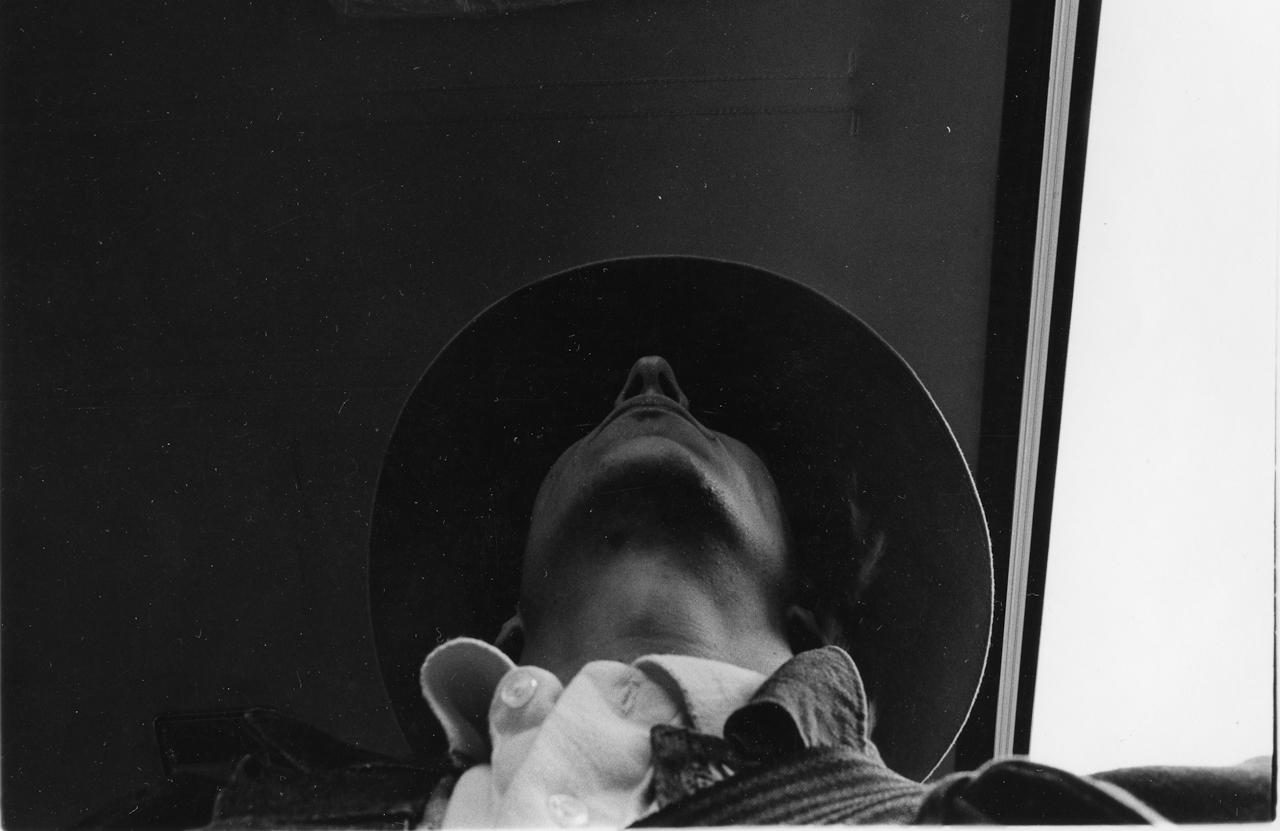 SELF-PORTRAIT (CIRCA 1970)