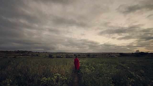 Maasai in Kenya from a shoot a few years ago