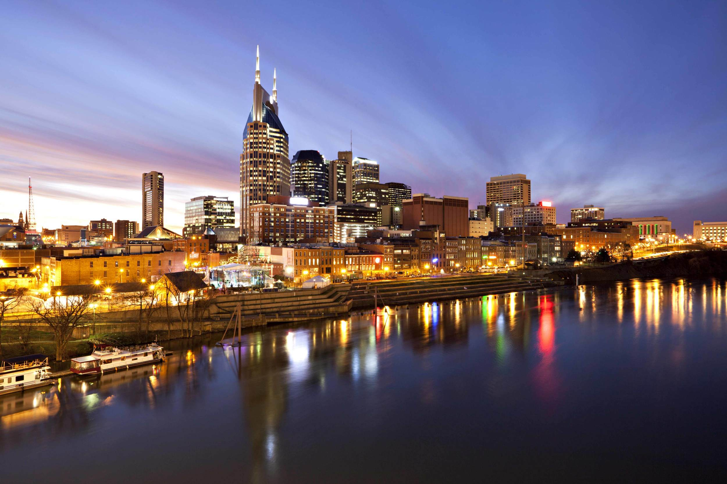 Nashville - Our Nashville office is located in the historic Stahlman Building, directly across from the Public Square Park (home of the Live on the Green music festival) and only a few blocks from Broadway, where you can get your fill of Honky-Tonks and Hot Chicken.