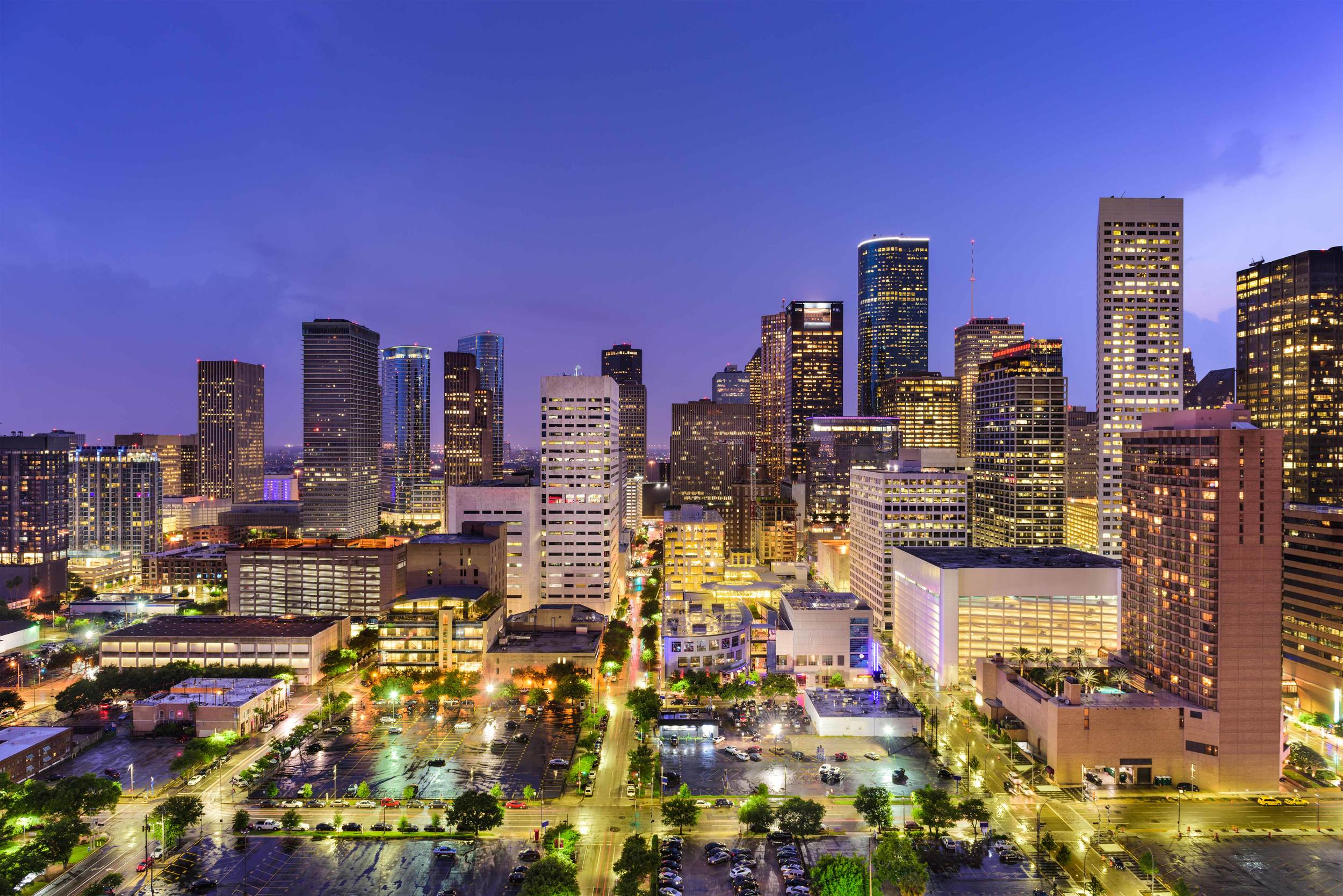Houston - On the edge of Greenway Plaza, between Downtown and the Galleria, our Houston office has a commanding view of the Upper Kirby District, one of Houston's most popular neighborhoods to live, work, and play.