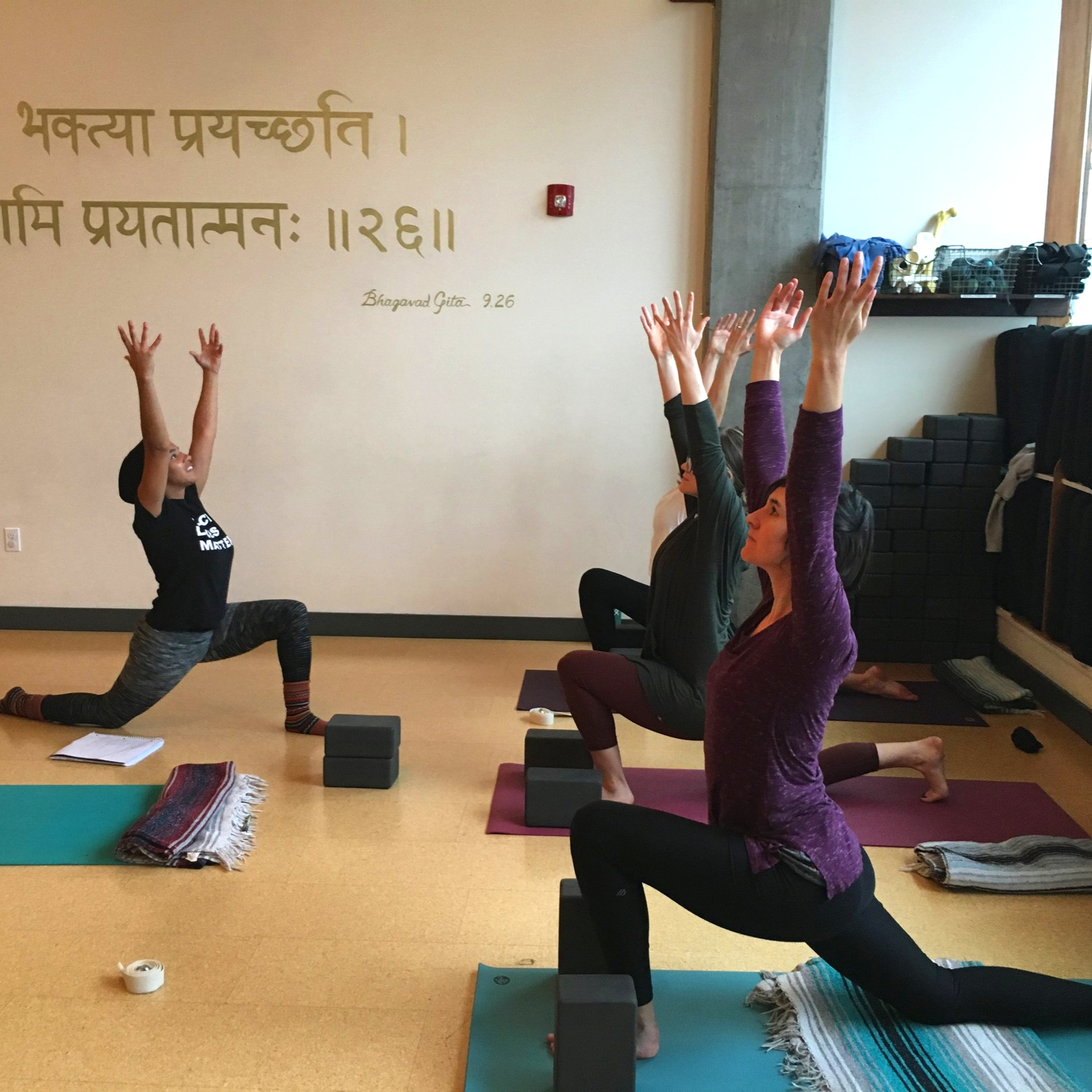 Learn About Yoga Teacher Training In Se Portland The Bhakti Yoga Movement Center
