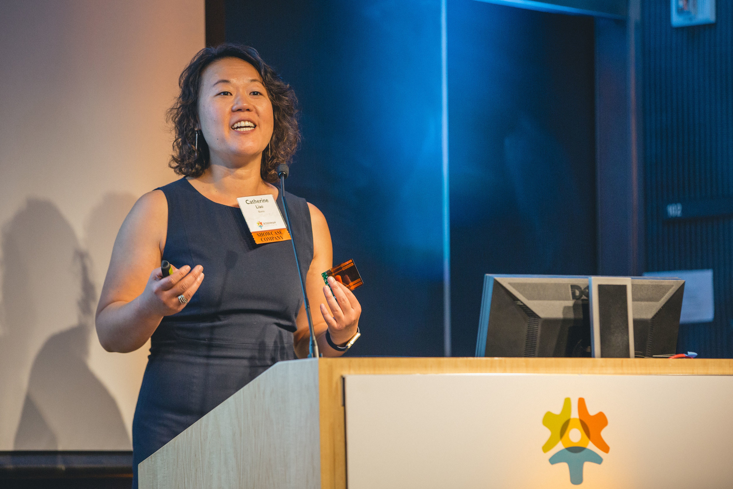 Blumio founder and CEO Catherine Liao.
