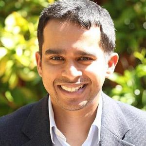 Andy Doraiswamy, PhD   Founder, Co-Director   Healthcare Innovator Entrepreneur & Board Director 15+ years in advancing medicine