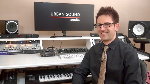 Todd Urband/Recording Engineer/owner at Urban Sound Studio