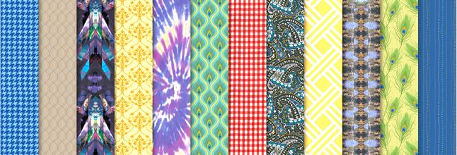 Digital Fabric Printing Emerson Design