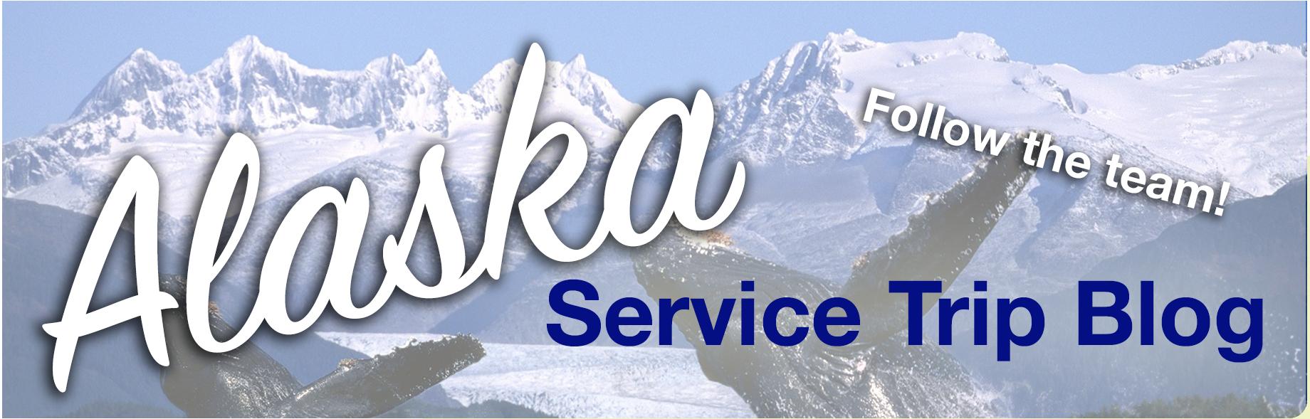2016 Alaska Mission Trip
