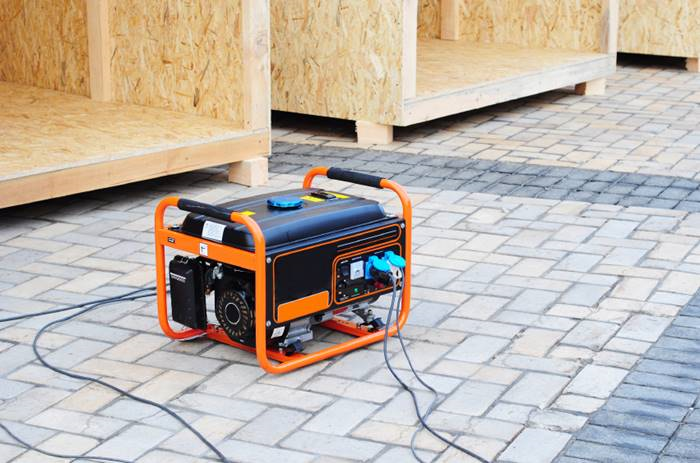 Consider getting a home generator to keep the lights on in the event of a post-storm power outage. But make sure you don't run it inside your house. (Photo: iStock)