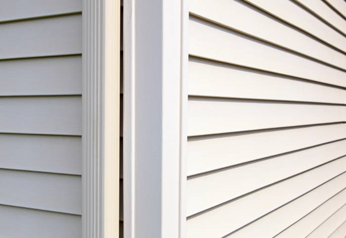 A house's siding is its first line of defense against the elements. Any damage should be repaired quickly. (Photo: iStock)