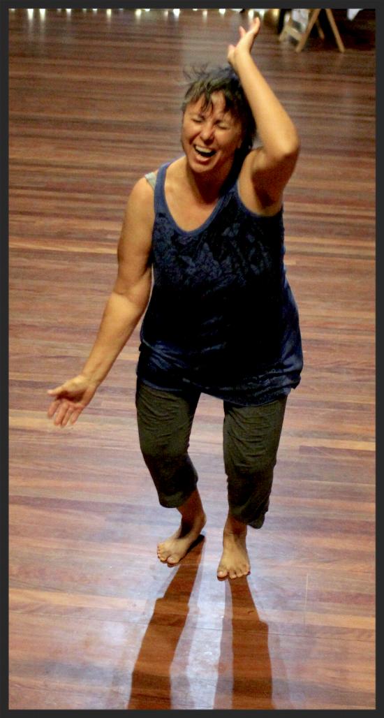 dancer in Honolulu