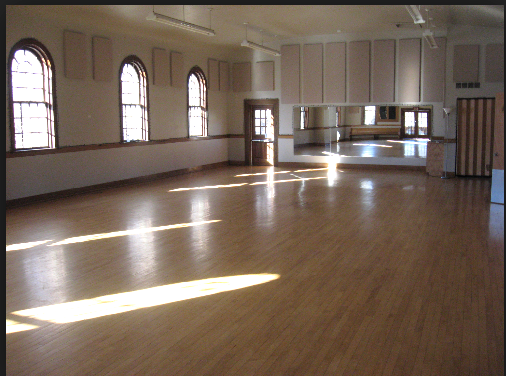 Dance studio in Moab