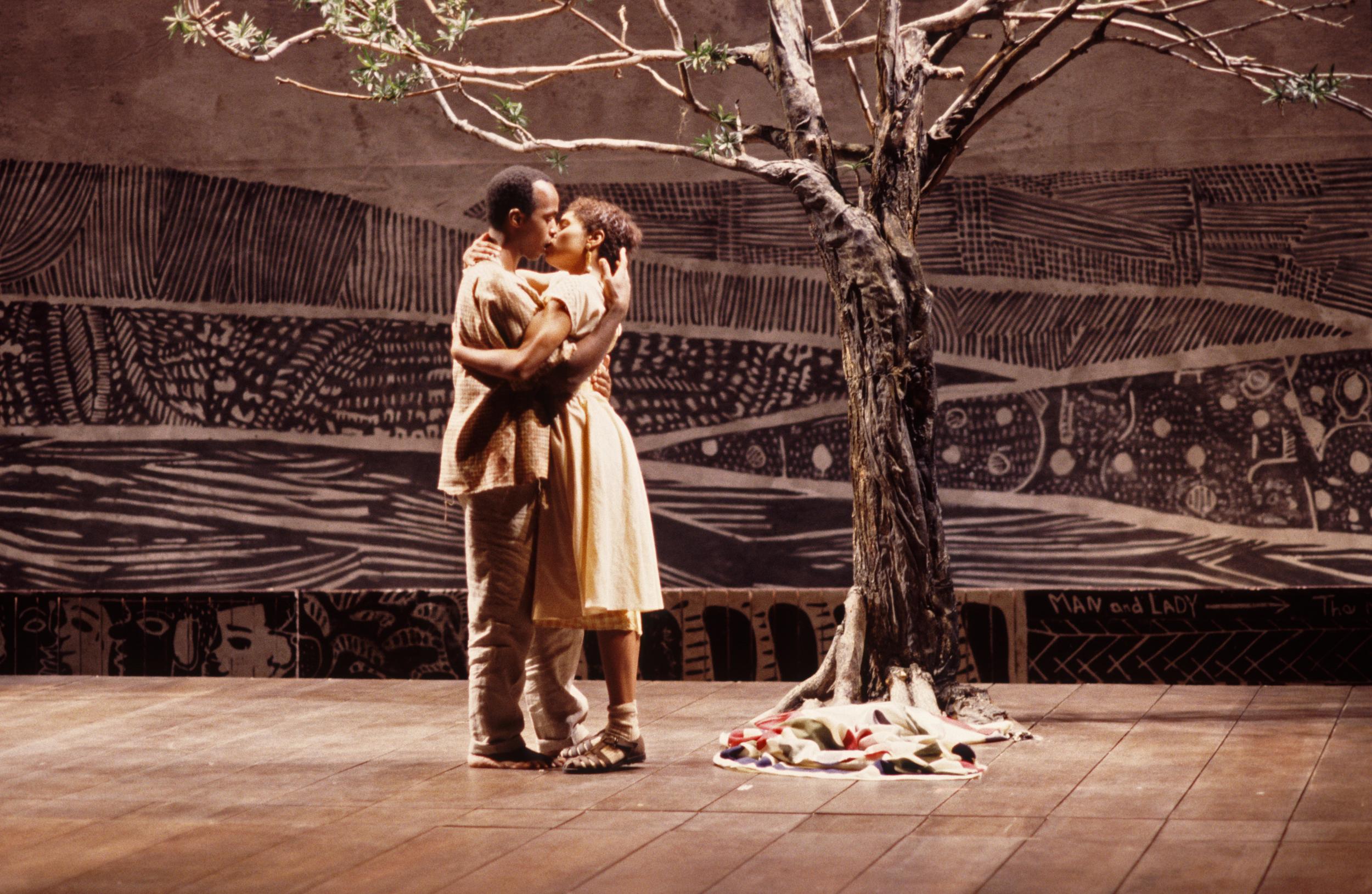 Nomathemba (co-wrote w/ Ntzake Shange & Joseph Shabalala)