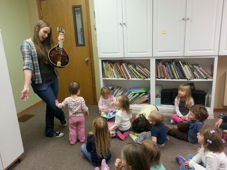 village-preschool-music-day