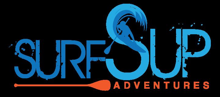 SurfSUP Adventures Logo