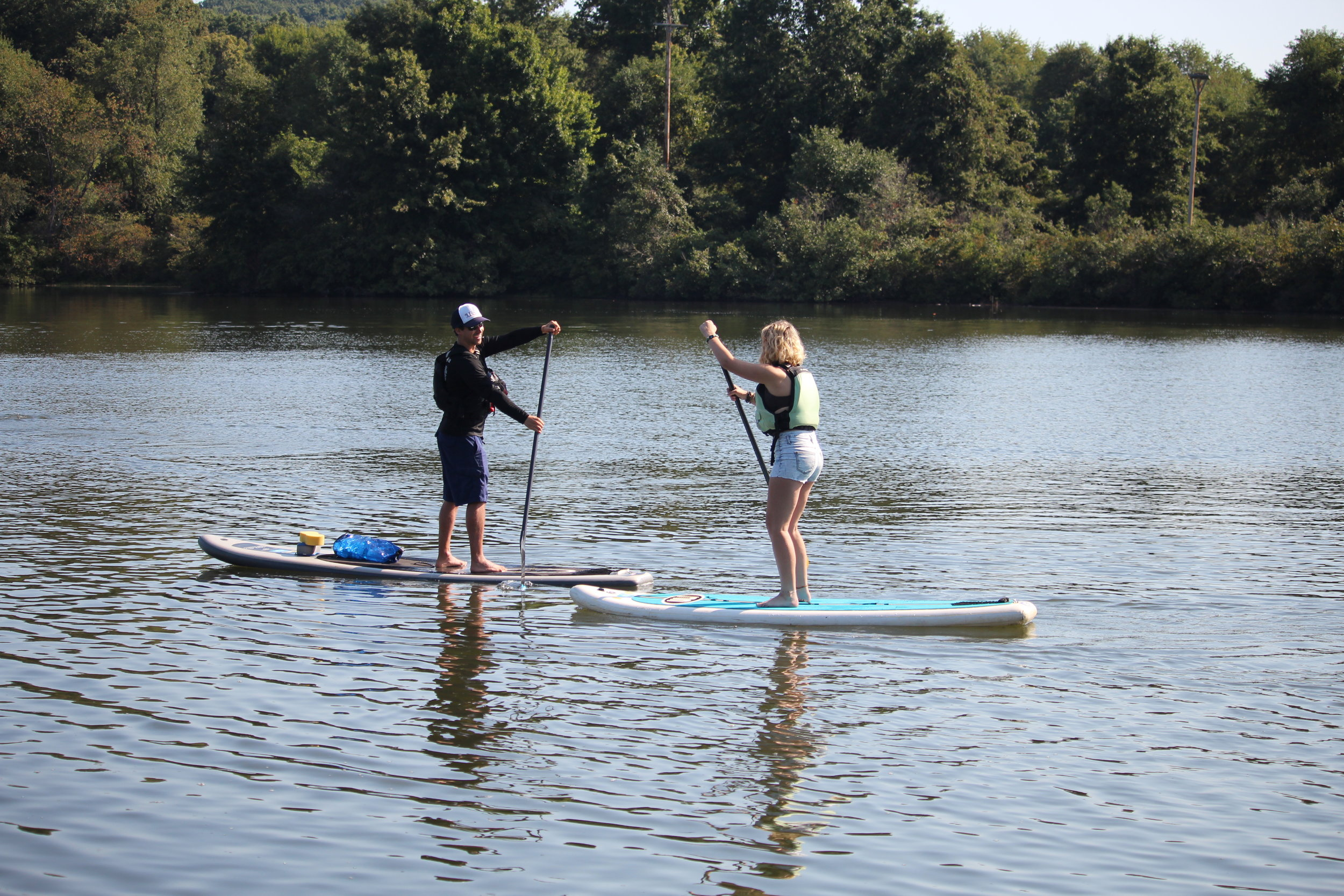 INSTRUCTOR CERTIFICATION - Get certified to teach standup paddleboarding courses through our PSUPA trainings!