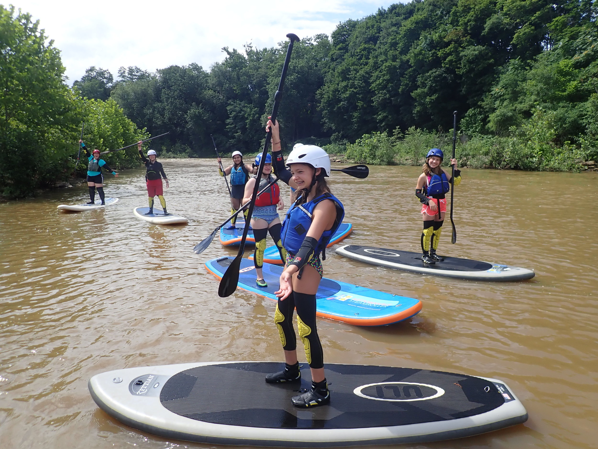 Girl Scouts on SUP Adventure.jpg
