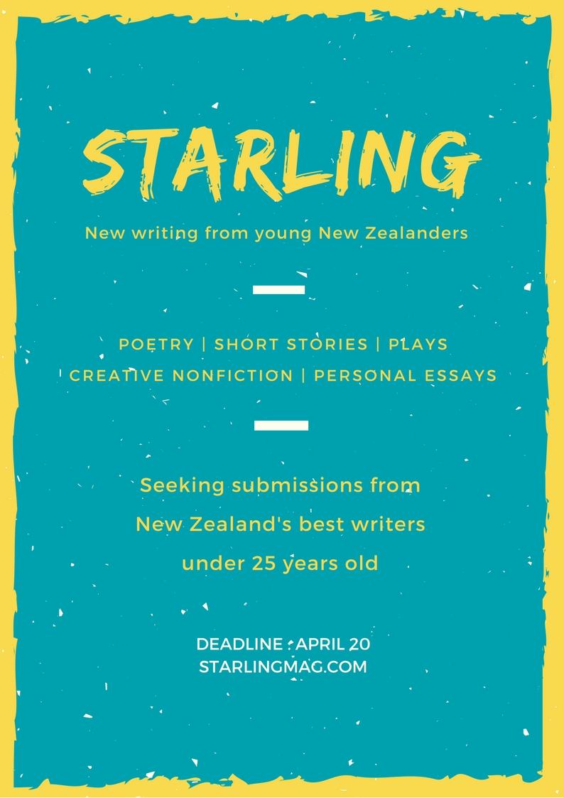 April Deadline -