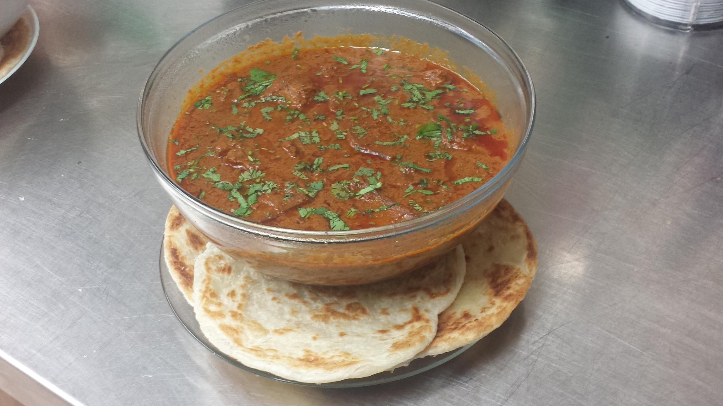 Beef Kalyo and Paratha 3