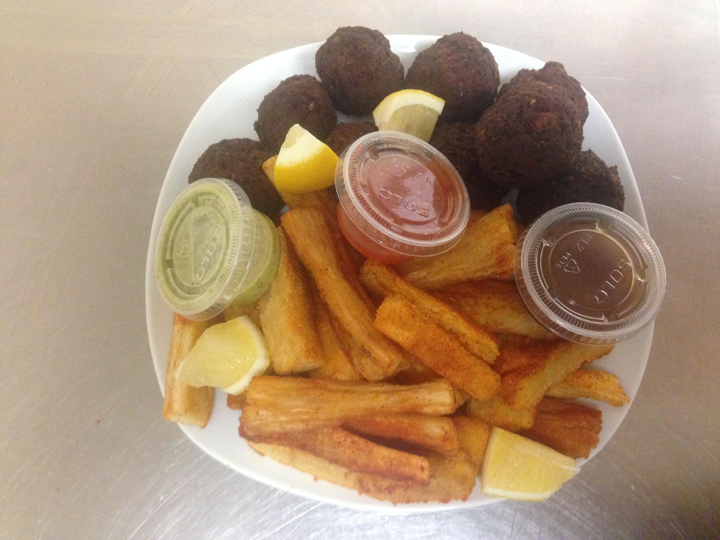 Kebab and Mogo 2