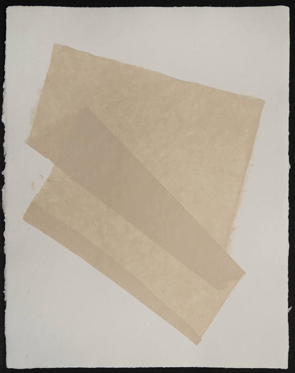 Origami, Abaca White on White 2