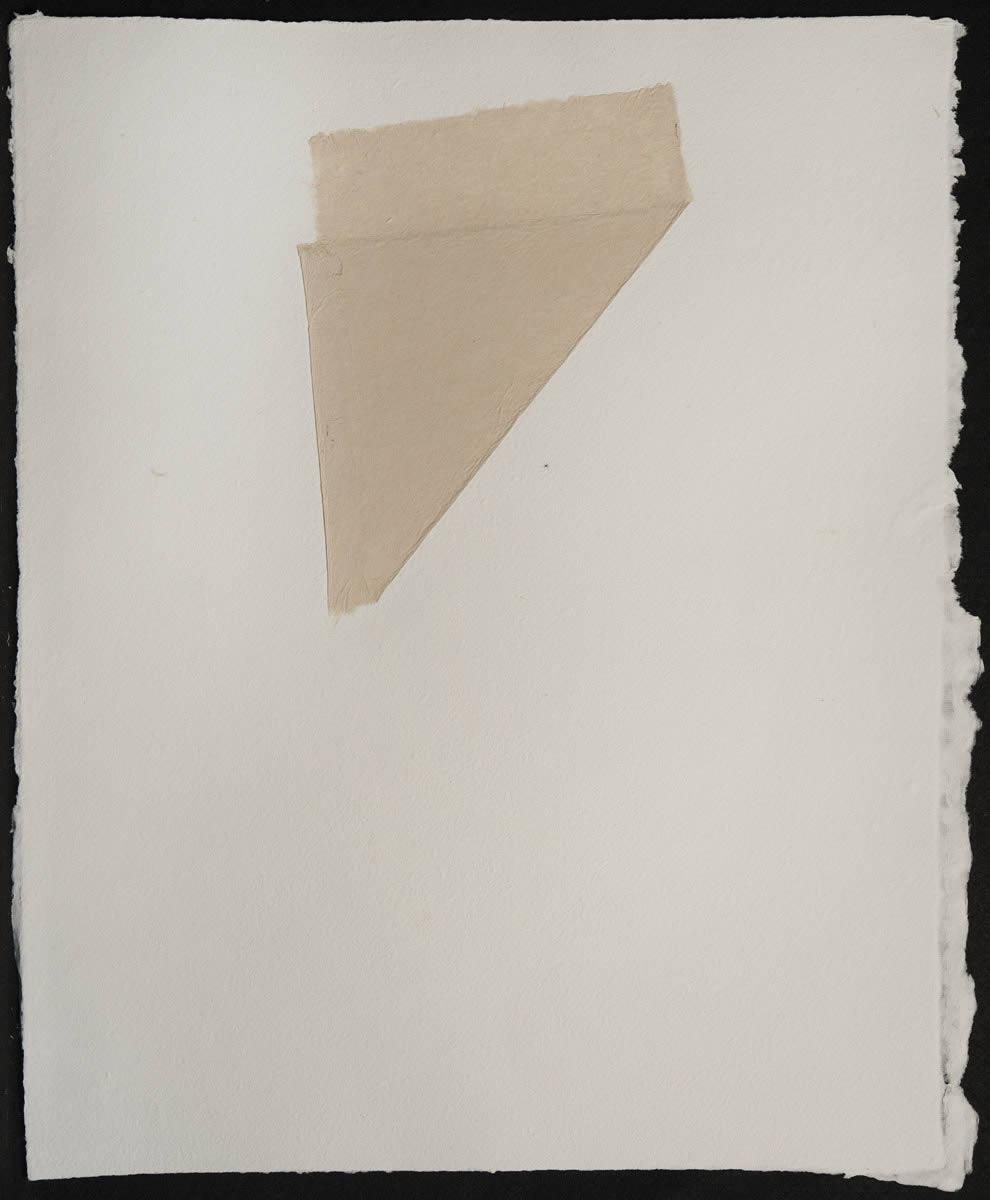 Origami, Abaca White on White 4