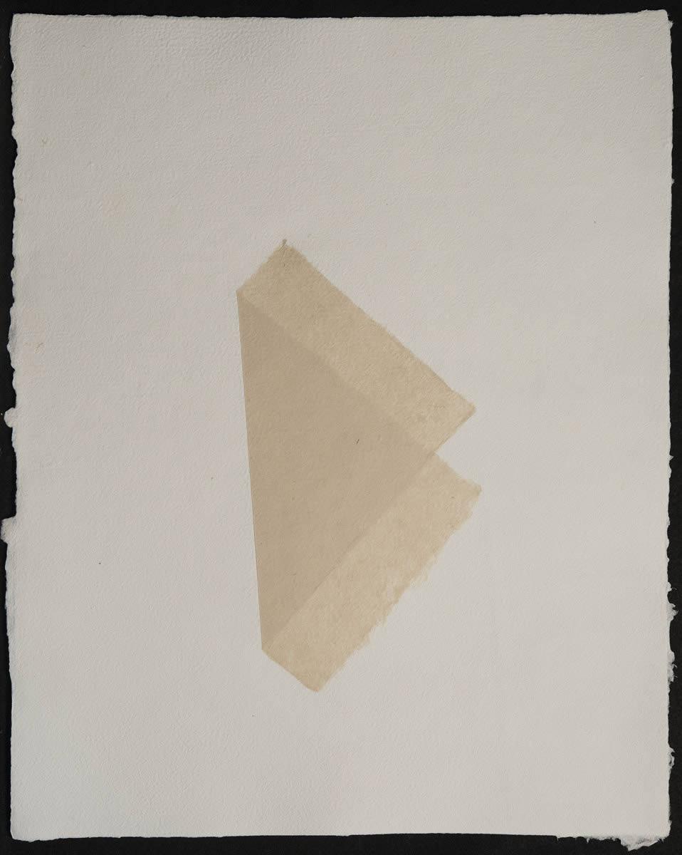 Origami, Abaca White on White 5
