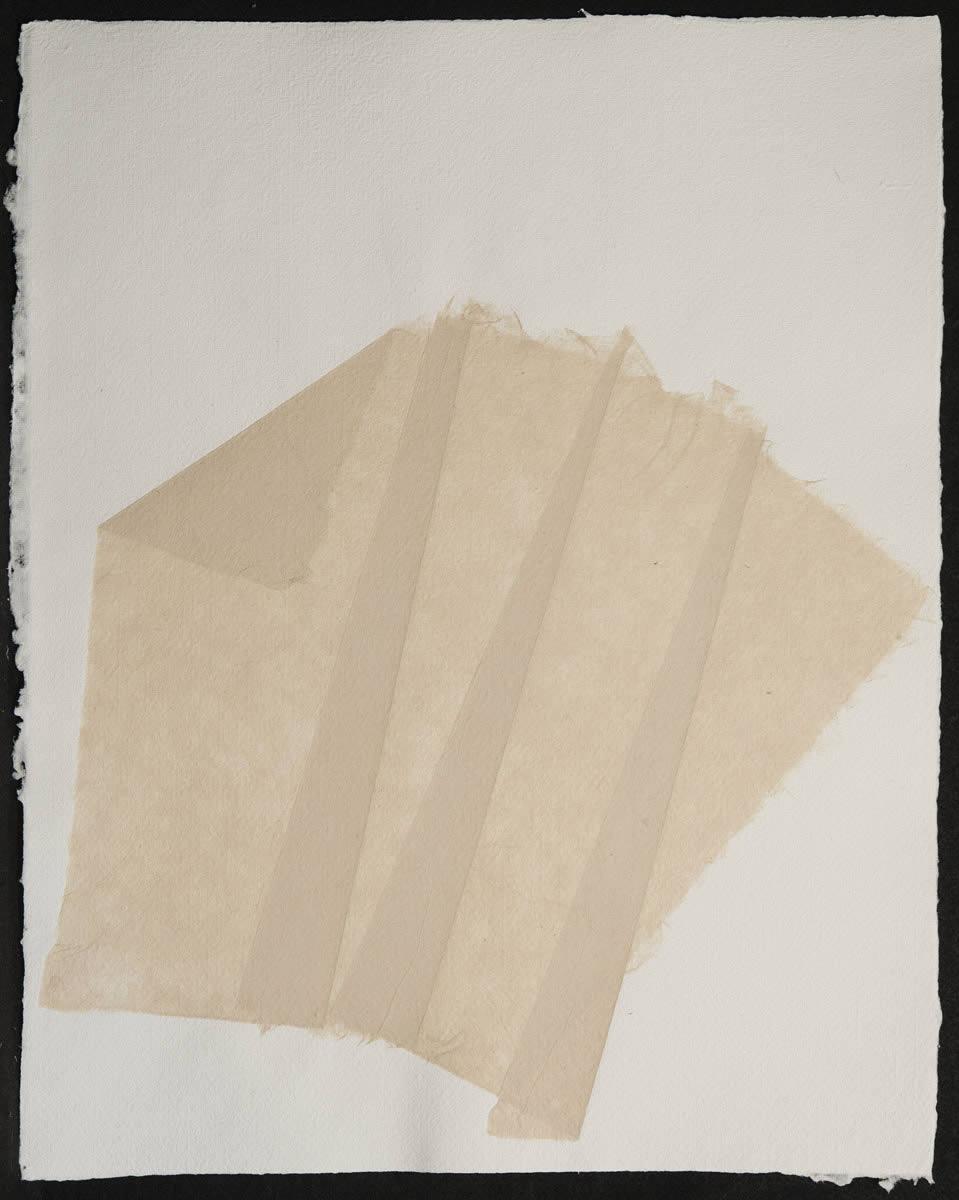 Origami, Abaca White on White 6