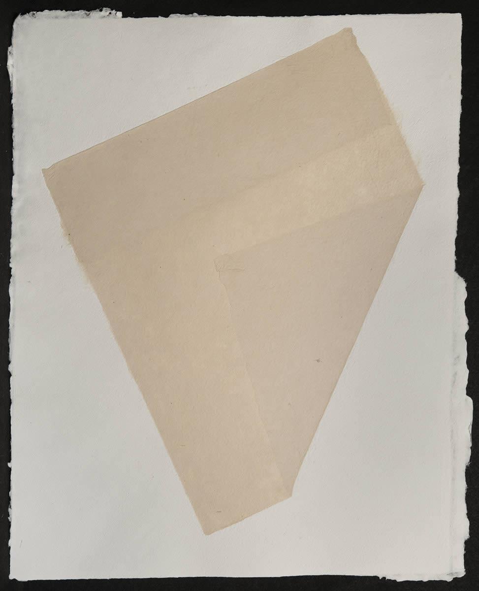 Origami, Abaca White on White 7