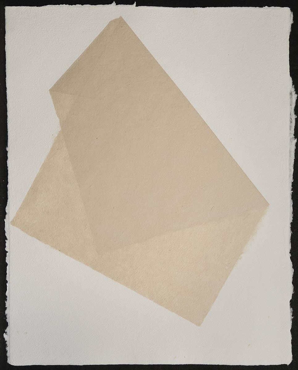 Origami, Abaca White on White 9