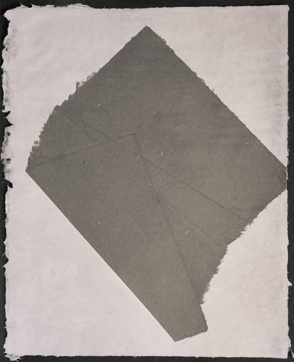 Origami, Black on Violet 2