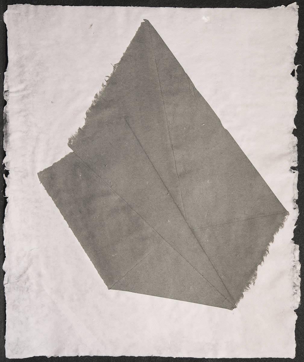 Origami, Black on Violet 4