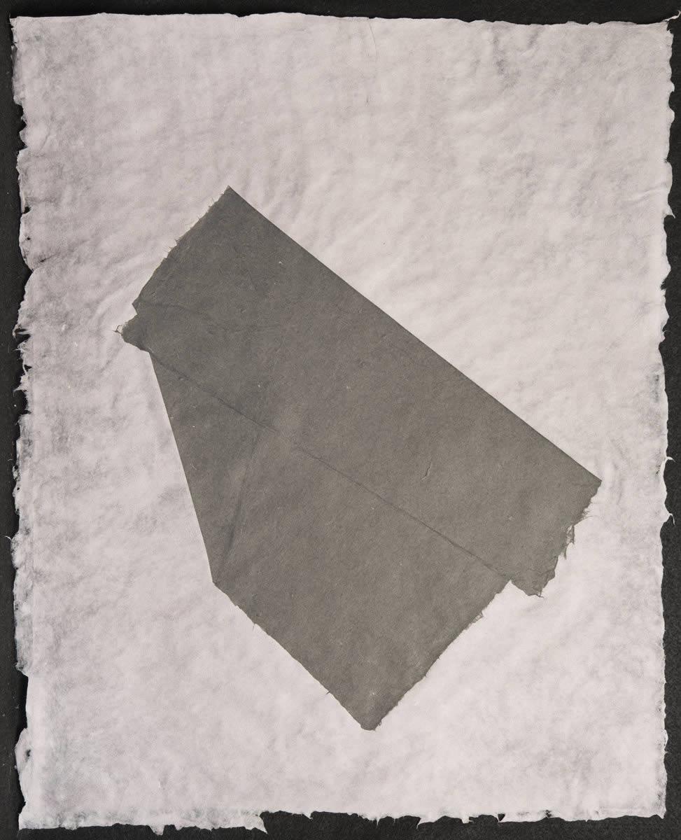 Origami, Black on Violet 6