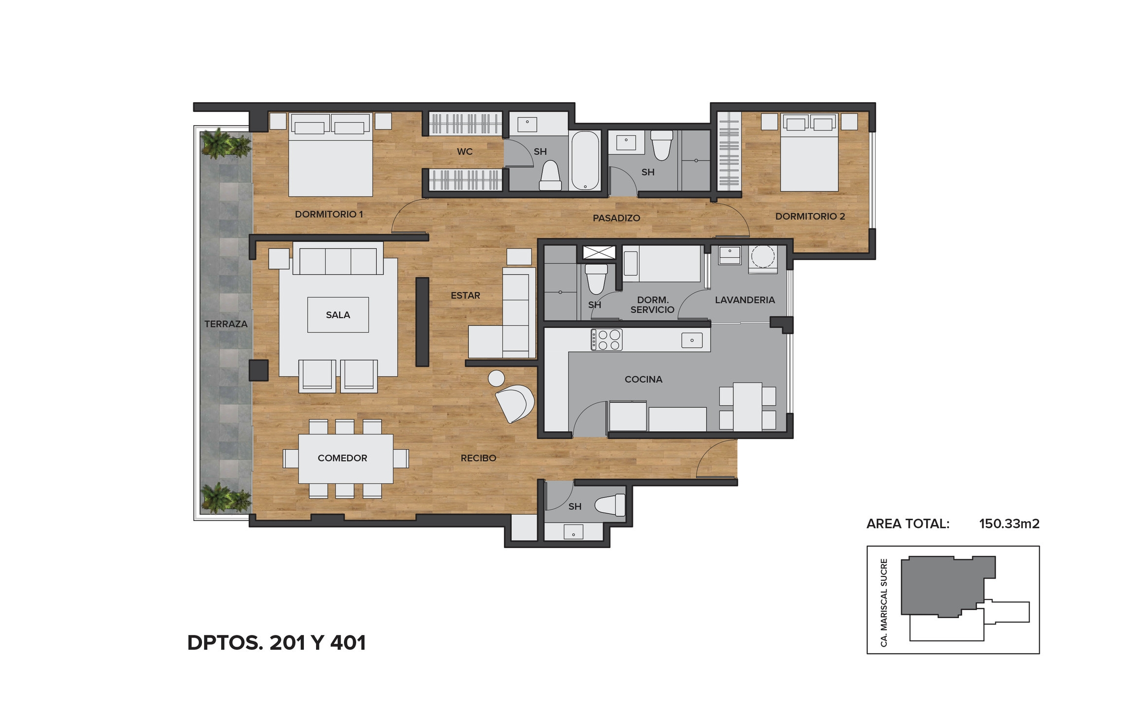 Residential Project- Mirano Inmobiliaria