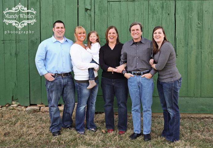 Nashville Family Photographer