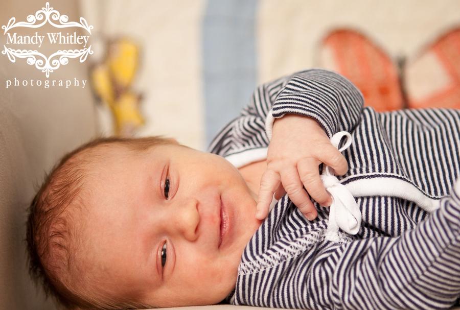 Lifestyle Newborn Photographer in Nashville TN