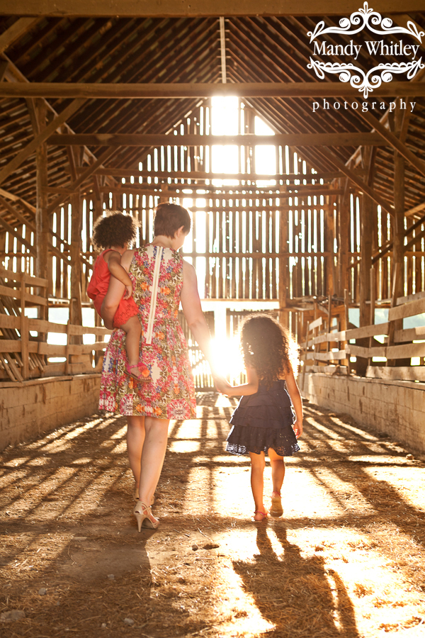 Nashville Child Photographer Portraits at Harlinsdale Farm