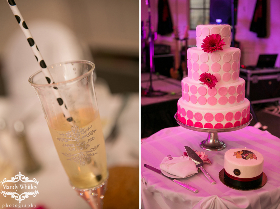 Bombon Bakery Wedding Cake