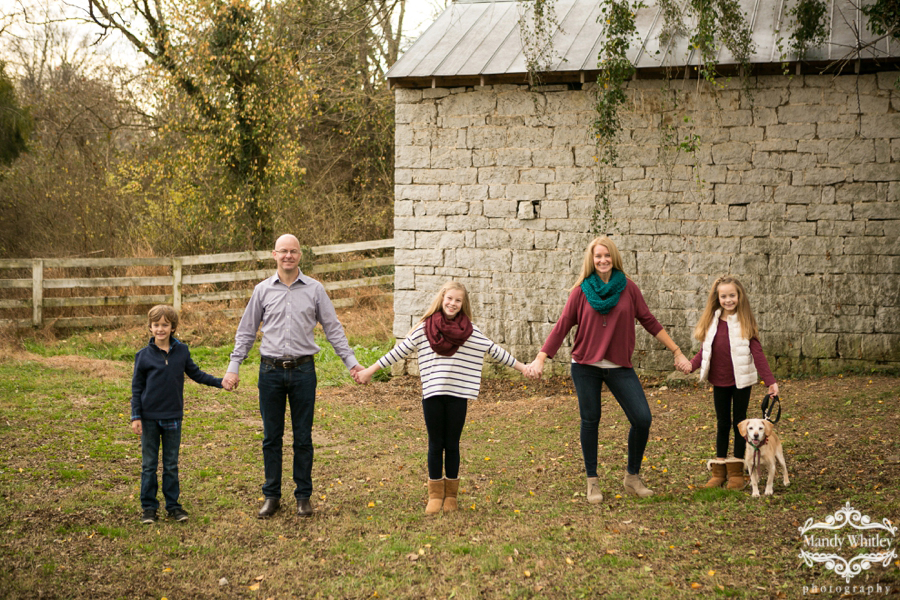 family and pet portraits brentwood tn