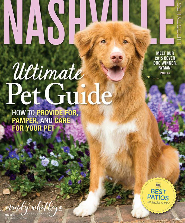 Nashville Lifestyles Cover Dog Contest | Cheekwood