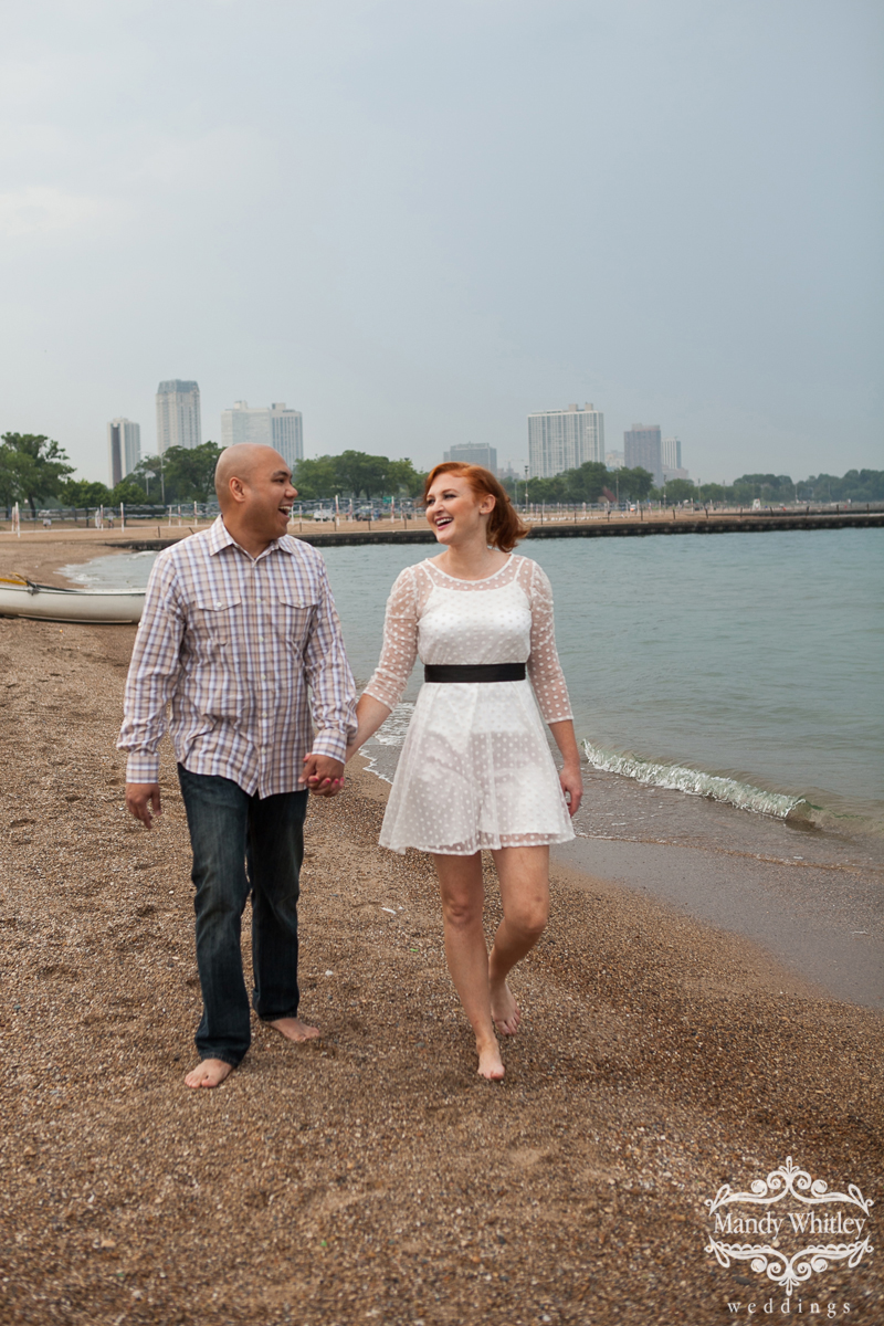 mad men themed engagement session chicago wedding photographer