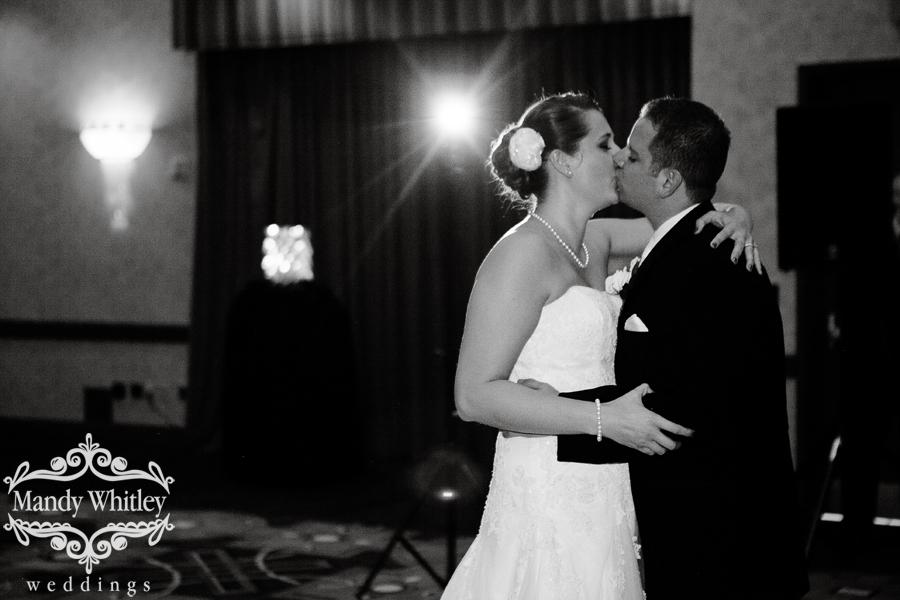Nashville Wedding Photographer at Christ the King Church