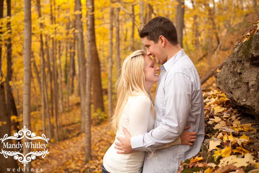 Percy Warner Engagement Session Nashville Wedding Photographer
