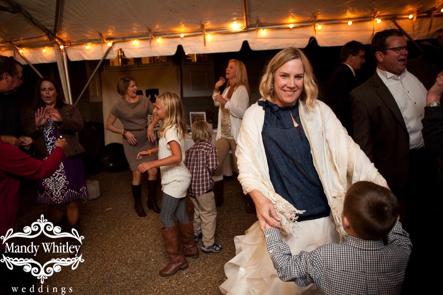Fall Wedding along the Harpeth in Nashville